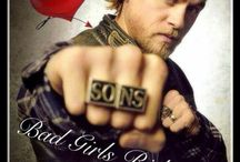 Sons of Anarchy / by Chantell Lynn Anderson