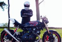 Project Cafe Racer