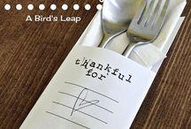 Thanksgiving.  / by chrissy huett