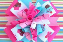 Bow inspiration / by Brittany Kelly/Cherri Designs
