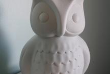 Owls / by Melissa Bento