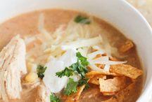 Soup/chilli