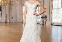 Justin Alexander Wedding Gowns / by wedding chicks