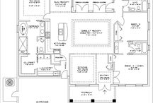 floor plans - future dream home / by Nichole Reeves