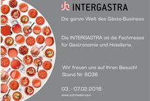 Intergastra Stuttgart 2018 / Die ganze Welt der Gastronomie trifft sich in Stuttgart!