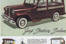 Car Vintage ads