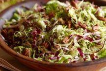 Salads / by Heather Bennett