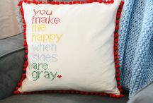 Embroidery and Cross-Stitch / Sharing the best sewing tutorials, patterns and inspiration for embroidery and cross-stitch.