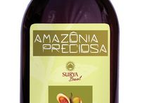 Amazonia Preciosa For Curly and Fragile Hair / Controls volume, hydrates, softens and shapes curls. Increases hair strength, leaving it silky, shiny and manageable.
