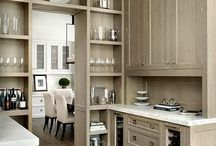 kitchen & Pantries