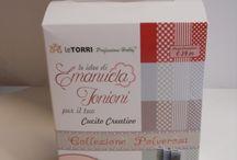 COLLEZIONE POLVEROSA by EMANUELA TONIONI / tessuto in cotone h 280 cm in 5 varianti di colore