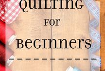Need to know quilting