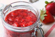 Jams & Curds - Clean/Healthy/Paleo/Vegan/Vegetarian Eating