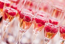 Food and Drink! / Food is one of the most memorable parts of your wedding for your guests. This is a collection of food ideas, signature drinks, and presentation.