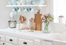 Simple Cute Kitchens