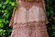 vestidos antigos