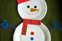 weihnachtsbasteln mit kinder