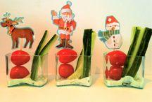Kerstdiner school
