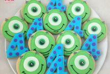 Biscoitos monstros SA