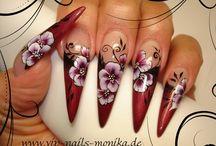 Nails / Köröm díszítés