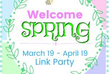 Welcome Spring Linky
