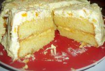 Cakes & Pies / by Bridgette Gilliam