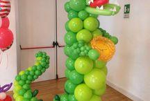 decoração balão