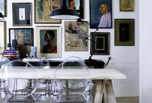 Dining Rooms & Table Deco Ideas / by Alex Morrow