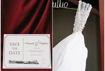 Wedding Details / Wedding decor inspiration photos from Shalese Danielle, a Richmond VA wedding photographer.