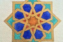 Islamic & Geometric Art