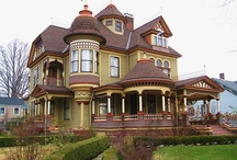 Houses / Houses whose architecture I enjoy  / by Kelly Stamper