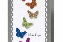 Butterflies / by Grace Schupp