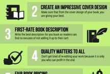 Self Publishing Tips / How to publish your own book. Guides and walk throughout, advice for the indie author