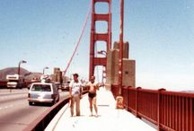 U.S.A. 1988,2000 / Návštěva máti v Oaklandu a Las Vegas,
