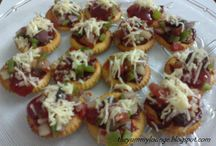 Pizzas and Pastas / Learn how to make easy pizzas and pastas recipe