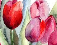 Pinturas: Flores