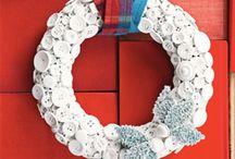 wreaths / by Nancy Sokol