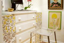 Home offices / by Aleecia Fezio