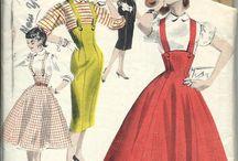 Fashion - Sewing Patterns