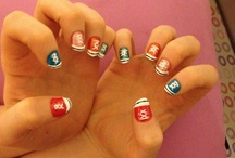 Nail Ideas!  / by Lindsey Hern