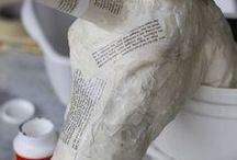 J aime le papier maché