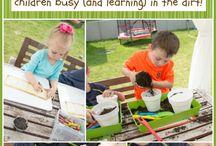 Kids Corner / Crafts, activities, and treats for kids!