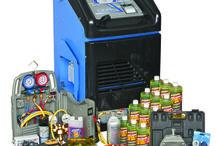Autoklimatyzacja / Narzędzia i komponenty do autoklimatyzacji