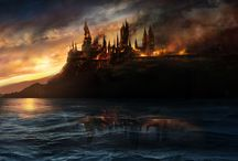 Harry Freakin' Potter! / by Janelle Rundquist