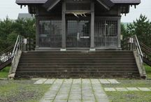Shrine and Temple