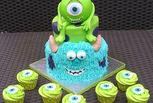 Monster fødselsdag