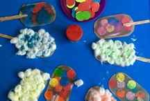 Kaleidos Kids FDC Art & Crafts / Artwork and Craft projects! The kids love them but here you won't see perfect creations, you will see the real artwork created by my children! The process far outweighs the product. Over the years I have had children from 6wks to 6yrs old and everything in between. Many of my ideas have come from Pinterest and have been adapted to suit my situation and then there are my own creations. Thank you to all Pinterest pinners who have given me inspiration  :)