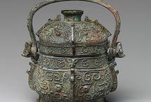 Western Zhou dynasty 1046-771 b.c. / by Varvara Maximova