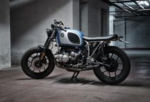#Motorecyclos Bmw Boxer Steel / #custom #motorcycles #Motorecyclos #bikes #motos #BMW #scrambler #caferacer based on #bmw #r65