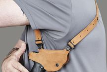 Galco's Shoulder Holster Systems / Galco Gunleather's pre-configured shoulder holster systems make shoulder holster carrying more affordable, and are available for use with a variety of handgun models by several of the most popular gun manufacturers.  Whether you are looking for a concealable way to carry, or need a shoulder holster system that allows a comfortable, reliable way to cross draw carry, we have the system that will work for you.